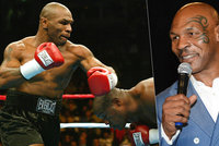 Bude se zpovídat v Česku: Slavný boxer Mike Tyson o drogách, vězení a prostitutkách