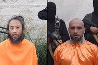 Rukojmí v Sýrii: Islamisté zadržují dva muže, prosí o záchranu