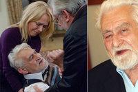 Zemřel herec Ilja Racek (†88), televizní táta Havlové v Sanitce 2