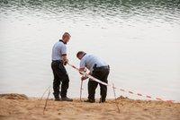 Děsivá svědectví z jezera Lhota, kde utonuly dvě děti (†7): Rodiče prosili o pomoc, žádná nepřicházela