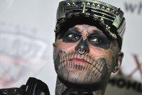 Zemřel potetovaný model Zombie Boy Rick Genest (†32): Sebevražda?!