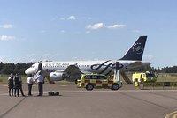 Panika v letadle ČSA: Cestující odhalil detaily evakuace, aerolinky původ potíží