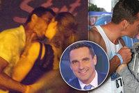 Šebrle po řádění se sličnou asistentkou: Usmíří se s manželkou na dovolené v Řecku?