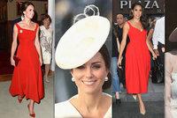Vévodkyně Meghan okatě kopíruje švagrovou Kate! Foto jako důkaz