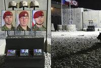 To jsou oni: Martin, Kamil a Patrik. Armáda ukázala tváře zabitých českých vojáků