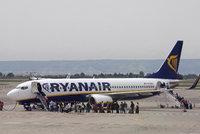 Šestina spojů nevzlétne. Piloti z Ryanair budou v pátek stávkovat