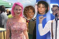 Koncert Dance Divas: Mikolas Josef oživí Jacksona, Mašková ze Superstar pro změnu Whitney Houston