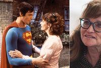 Pravda o smrti Supermanovy lásky Lois: Sebevražda smrtícím koktejlem!
