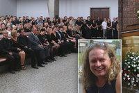 Pohřeb bubeníka Fešáků Melničenka (†54): Rodina i kolegové se zalykali slzami