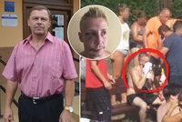 Romové odsoudili brutální útok na Davida (25) v Dubí! Město dá na koupaliště kamery