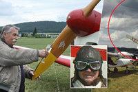 Tragédie na leteckém dni na Prachaticku: Udělal zkušený pilot Bohumil (†72) chybu?