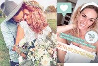 Nastávající nevěsta Nikol Moravcová: Mazané přípravy těsně před svatbou!