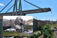 Kdo může za pád mostu u Janova? Údržbáři, počasí nebo mafie?