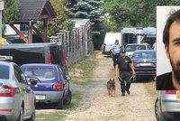 Ženu v Kamenici našli s prostřelenou hlavou: Policie pátrá po jejím ozbrojeném expříteli