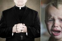 Kněz donutil chlapce (9) k orálnímu sexu. Ústa mu pak vypláchl svěcenou vodou