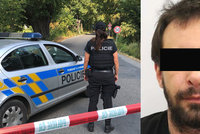 Michal (†40) se zastřelil před policisty! Obklíčili ho, protože je podezřelý z vraždy expřítelkyně (†40)