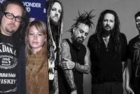 Manželka frontmana metalové kapely Korn zemřela! Zabil pornohvězdu rozvod?