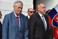 Komentář: Zeman znesvětil 50. výročí sovětské invaze. Češi, mluví k vám Bratislava