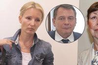 Měli jsme být se Zuzanou jedna rodina, tvrdí Petra Paroubková. Podle expremiéra ji napadla