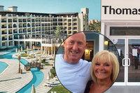 Hosté si stěžují na hotel v Hurghadě, kde zemřeli manželé: Podávají tam syrové maso!