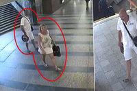 VIDEO: Napadení na Florenci: Útočník vyhrožoval muži s nožem, pak ho zmlátil. Hledá ho policie