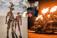 Tady zažijete všechno: Festival nejdivočejších fantazií začíná! Burning Man pohledem českého fotografa