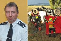 Sbírka pro rodiny hasičů: Jiří (†57) zemřel v troskách cisterny, kolega přišel o nohu