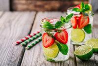 Domácí limonády za pár korun: Zkuste malinovku, brazilskou nebo melounovou!