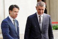 Premiér horoval za společnou migrační politiku EU. Konec průtahům, vyzval Conte