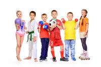 Pohyb pro nejmenší: S vrcholovým sportem u dětí raději vyčkejte