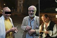 Herec z Četnických humoresek skončil po napadení v LDN! Útočník navíc vyvázne bez trestu