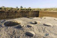 V Egyptě našli nový poklad. Vesnici o 2500 let starší než jsou pyramidy