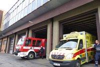 O zbrusu novou základnu ve Strašnicích se podělí hasiči se záchranáři. Zkvalitní to společné zásahy