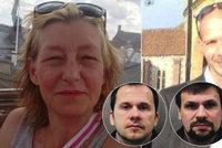 Novičok mu zabil partnerku. Ruské traviče chce vidět před soudem, vzkázal z nemocnice