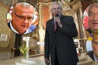 Hanebnost, zuří Kalousek. Zemana tepou biskupové kvůli zdanění církevních restitucí