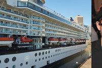 Hvězda přes palubu: Zpěváka ze Superstar hledají po pádu z výletní lodi. Skočil?
