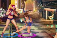 Prsaté zápasnice v sexy oblečcích se mlátí v šílené bojovce. Recenze SNK Heroines: Tag Team Frenzy