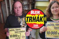 Trhák Blesku se vrací: Od pátku výhry za 19 a slevy za 33 milionů korun!