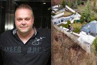 Levnější než byt v Praze: Krejčířova vila jde do dražby