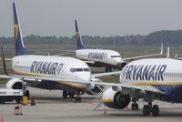 Zrušili vám let kvůli stávce jako v Ryanairu? Můžete získat až 15 tisíc