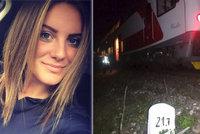 Vojanda Andrea (†21) zemřela pod koly vlaku: Tajemství dopisu na rozloučenou