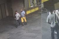 Útočník na Opatově přepadl a okradl kolemjdoucího. Policie hledá důležité svědky