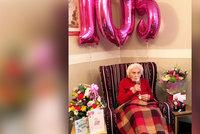 Je mi 105 a tady je můj recept na dlouhověkost! Babička plná energie oslavila narozeniny
