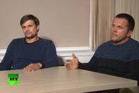 Skripal odhaloval v Česku ruské špiony. V Praze byli i muži vinění z jeho otravy