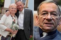 """""""Doma mi nekouří a není hubatý."""" Věra Kuberová (70) o půlstoletí s politikem"""