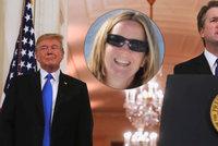 Násilník do Nejvyššího soudu? Profesorka popsala údajné chlípnosti Trumpova muže