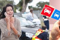 Bouračka v cizině? Kde se nedočkáte policie? A kdo vás bez zaplacení nepustí?