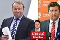 Komentář: Hamáček ruší další slib, sebepoškozování ČSSD pokračuje