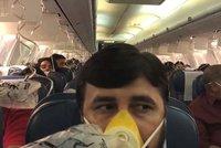Cestující krváceli z očí i nosu. Piloti letu hrůzy udělali zásadní chybu