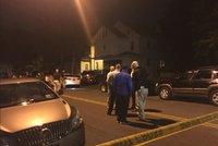 Při střelbě v USA bylo zraněno několik lidí včetně osmileté holčičky
